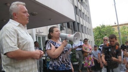 """Спецгруппа МВД задержала """"бабу Наташу"""" в Мариуполе"""