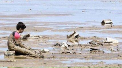 Возросло количество жертв в результате наводнения в Иране