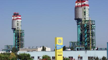 Одесский припортовый завод остановился до 1 ноября?