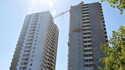 В Украине растет количество жилья