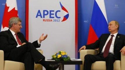 Канада благодарна России за радушный прием на саммите АТЭС