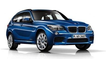 На автосалоне в Детройте BMW покажет улучшенный X1