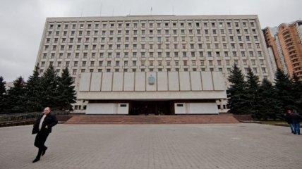 ЦИК зарегистрировала 313 нардепов