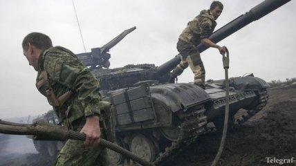В Широкино боевики открывали огонь из минометов и гранатометов