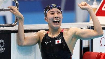 """Японка Охаси выиграла """"золото"""" Олимпиады на дистанции 400 м комплексом"""