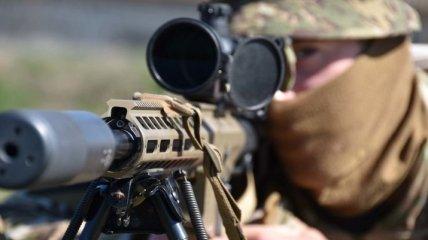 """Штаб ООС: боевики 8 раз нарушали """"тишину"""""""
