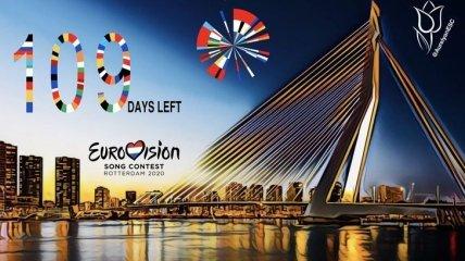 Евровидение 2020: в каком полуфинале выступит Украина? (Фото)