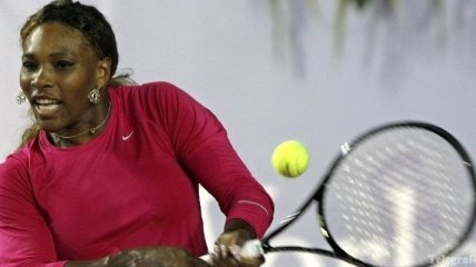 Серена Уильямс сделала второй шаг к титулу в Брисбене