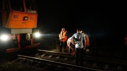 Глава Житомирской ОГА о взрыве на ж/д пути: Поезд не был поврежден и это спасло близлежащие деревни от катастрофы
