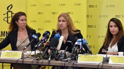 Amnesty International заявляет о похищении и пытках ее сотрудника в РФ