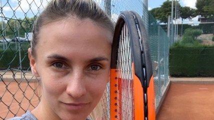 Цуренко проиграла парный полуфинал турнира WTA в Нидерландах