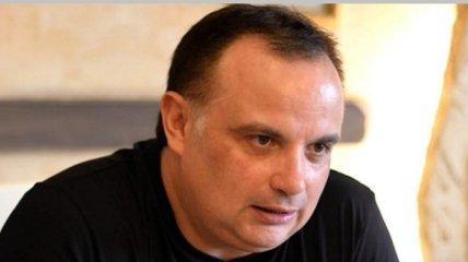 Скончался украинский продюсер и журналист Дмитрий Харитонов
