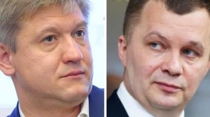 """""""Вони мене бояться"""": Данилюк відреагував на подачу Миловановим заяви в поліцію"""