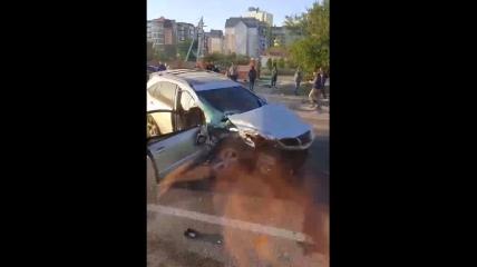 ДТП в Крыжановке