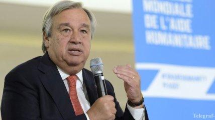 Генсек ООН: Соглашение по Кипру близится к заключению