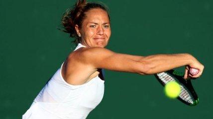 Бондаренко зачехлила ракетку на старте парного турнира в Шэньчжэне