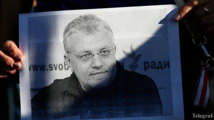 Убийство Павла Шеремета: полиция задержала подозреваемых