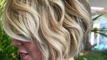 Модные стрижки 2019: стильные идеи для коротких волос (Фото)