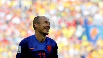 Австралия - Голландия: Звездой матча стал Арьен Роббен