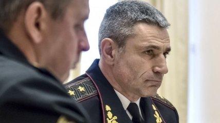 Командующий ВМС назвал главную задачу на 2019-й