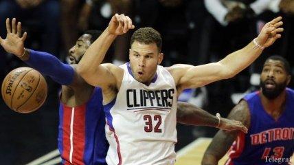 """Трейд сезона в НБА: """"Клипперс"""" обменяли Блэйка Гриффина в """"Детройт"""""""