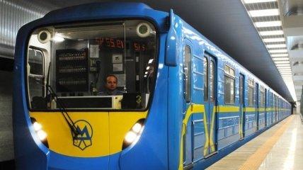Госпитализирован подросток, решивший прокатиться на вагоне метро