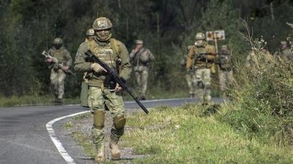 Обострение на Донбассе связано с сезонной сменой позиций войск