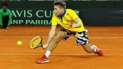 Маштаков став чемпіоном турніру в Ірпені