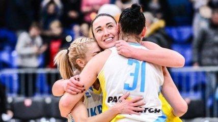Женский Евробаскет может пройти в Украине