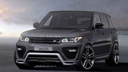Range Rover Sport получил тюнинг-пакет