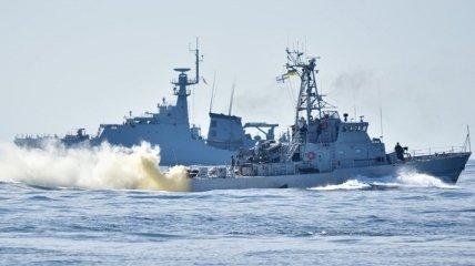 """В Черном море начались самые масштабные в истории учения """"Си Бриз 2021"""""""