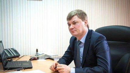 Власова уволили из должности главы Одесской таможни