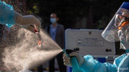 Пандемия COVID-19: в Украине зафиксировано уже более 23,6 тыс случев заражения