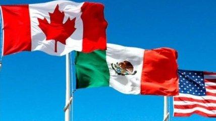 Канада и Мексика внесут изменения в Североамериканское соглашение