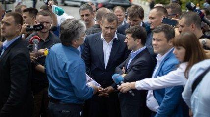 Мост или отставка: Зеленский договорился с мэром Днепра