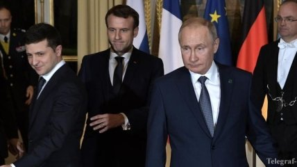 """Песков: Между президентами России и Украины установлен """"эффективный контакт"""""""