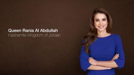 Другая сторона ислама: как живет королева Иордании Рания аль-Абдулла (Фото)