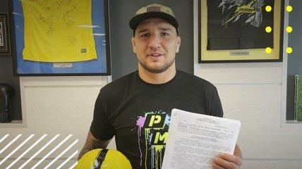 Ярослав Амосов продлил контракт с Parimatch Украина и стал бренд-амбассадором компании