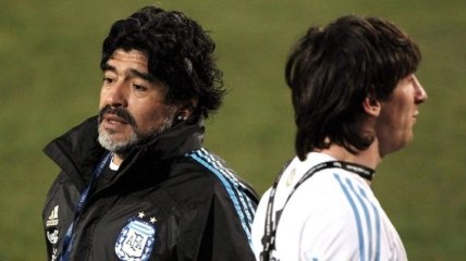 В Аргентине назвали футбольную сборную страны всех времен