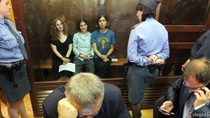 Суд рассмотрит жалобу на приговор Pussy Riot 1-го октября