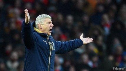 """Венгер: """"Арсеналу"""" нужны максимум два игрока этой зимой"""