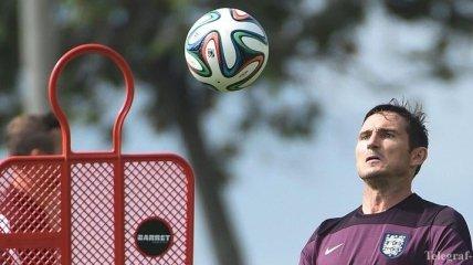 """""""Манчестер Сити"""" предлагает Лэмпарду поддерживать форму с клубом"""