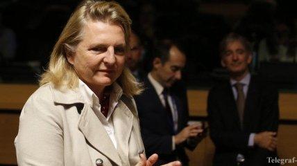 Австрия планирует обсудить с главами МИД ЕС запрет на въезд журналиста в Украину