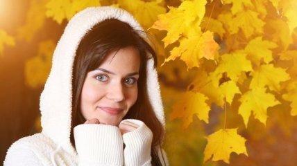 Уход за кожей лица в осенний период