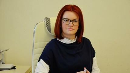 """Ранее Олеся Харитоненко была членом """"Партии регионов"""""""