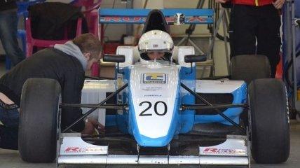 Игорь Яворовский - победитель заездов на трассе Moscow Raceway