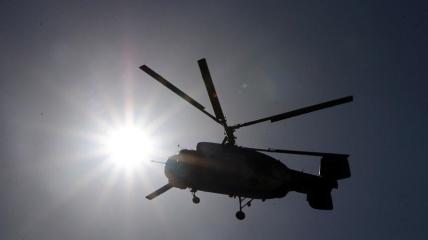 В Тунисе разбился военный вертолет, есть погибшие