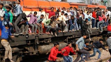 Индийские железные дороги, как альтернатива опасного приключения
