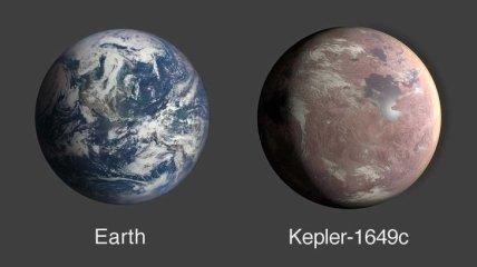 """""""Близнец"""" Земли: телескоп Kepler зафиксировал очередную экзопланету"""