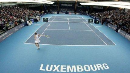 Открытый чемпионат Люксембурга по теннису отменен